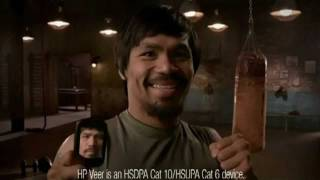 manny pacquiao hp commercial