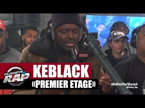 Youtube: KeBlack«Premier étage» en live acoutique #PlanèteRap