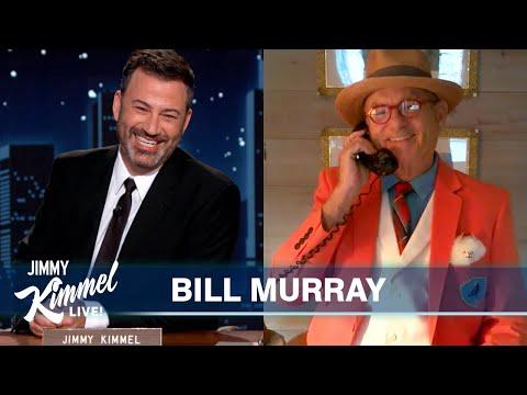 Bill Murray Turns 70 & Gives Us Life Advice