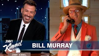 Bill Murray Turns 70 & Gives Us Life Advice