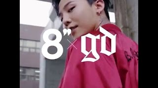 Video 8seconds x G-Dragon 12.08.2016  (video + new photo) download MP3, 3GP, MP4, WEBM, AVI, FLV Desember 2017