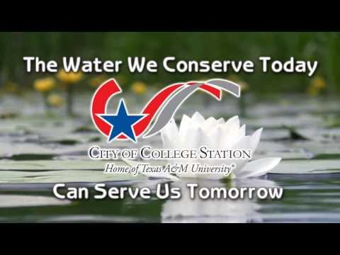 City of College Station - Commercial - Texas economy runs on water