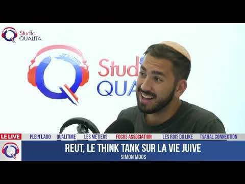Reut, le think tank sur la vie juive - Focus#431