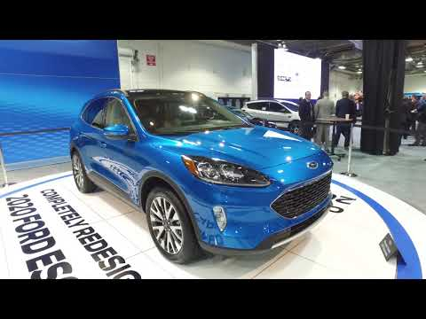 Ford At The Calgary International Auto Truck Show 2019