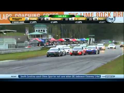 2013 GRAND-AM Championship Weekend Continental Tire Challenge ST Race Highlights