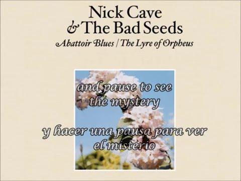 Nick Cave & The Bad Seeds - Carry me traducida (English/Spanish)