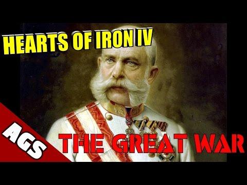Za Císaře pána a jeho rodinu! - The Great War Mod