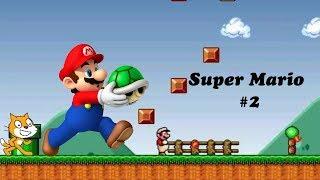 Scratch ile Super Mario yapımı 2. Bölüm