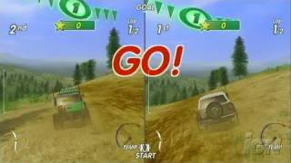 Excite Truck Nintendo Wii Review - Video Review