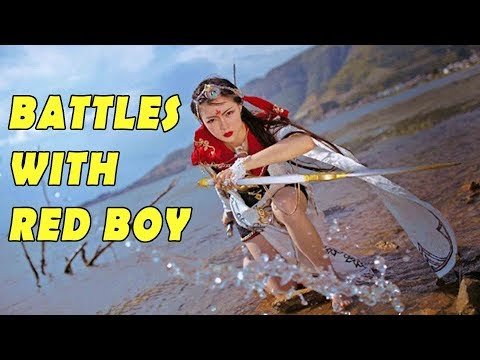 Wu Tang Collection - Battles With Red Boy - ENGLISH Subtitled