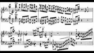 Hamelin plays Liszt - Paganini Etude No. 2 (live) Audio + Sheet music