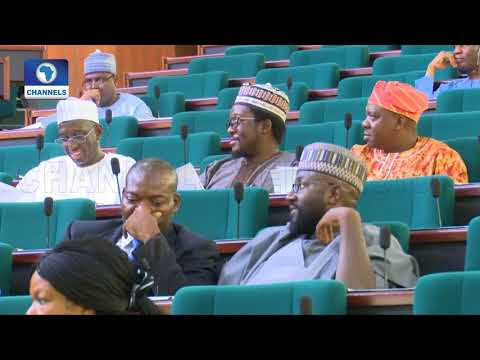Reviewing The Laws Of The Federation With Mogaji |Dateline Abuja|