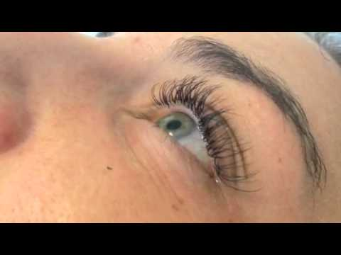63eaae5f311 Classic | D Curl | 9mm - 14mm | .10 and .15 | Bella Lashes - YouTube