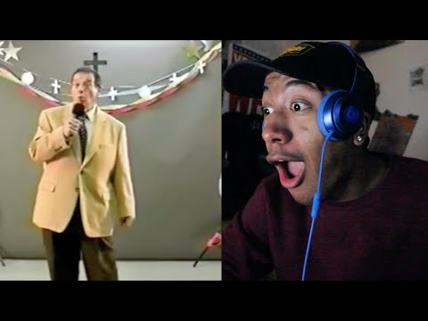 Rappin' for Jesus REACTION!!!