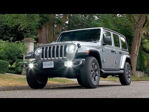 All-New 2018 Jeep Wrangler JL Review