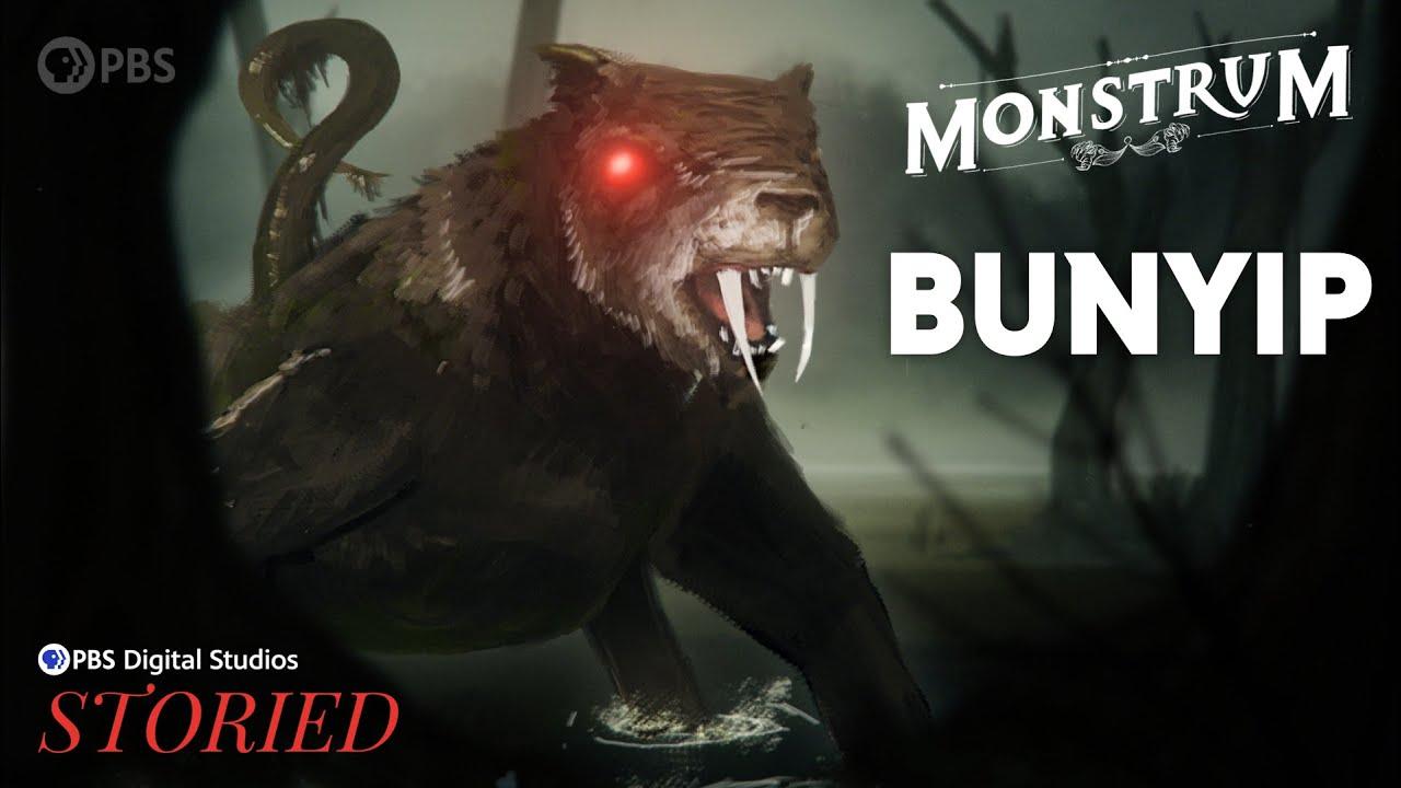 Bunyip: Australia's Mysterious Amphibian Monster | Monstrum
