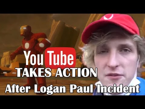 YouTube Finally Takes Action After Logan Paul Incident