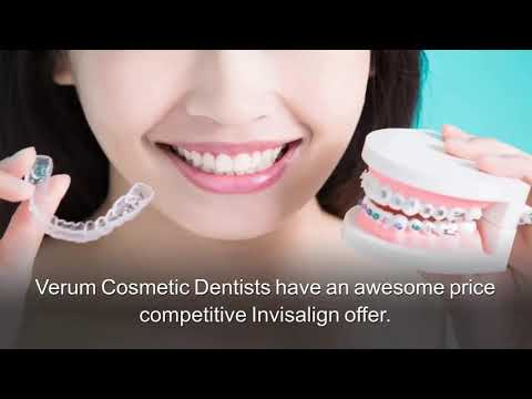 Coventry Invisalign Dentist Offers Invisible Braces At Discount, Verum Cosmetic Dentists