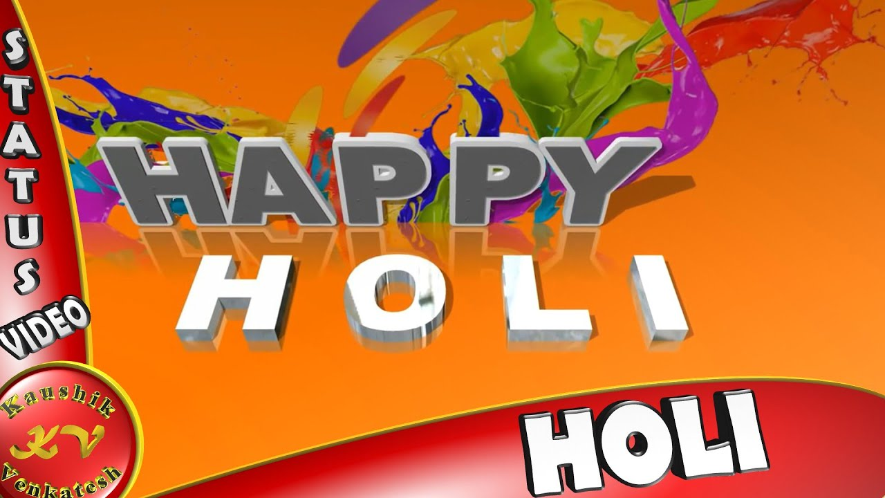 Holi Status Photo Video Maker for Android - APK Download