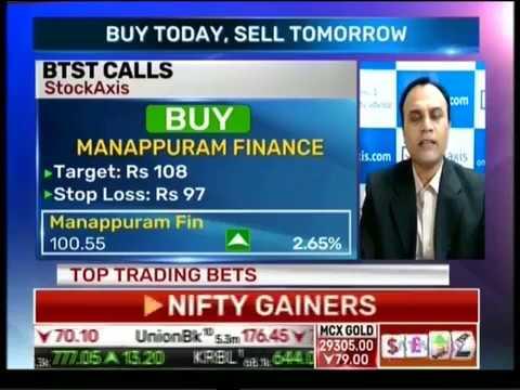 View on Bharat Electronics Ltd, Axis Bank Ltd, and Manappuram Finance Ltd : StockAxis