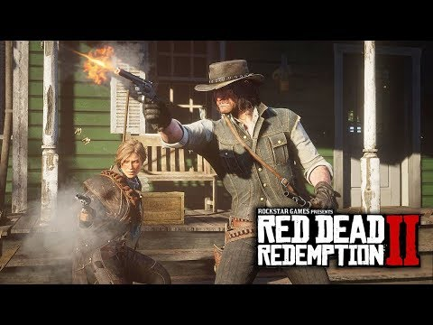 Red Dead Redemption 2 - 25+ NEW IMAGES & GAMEPLAY INFO!