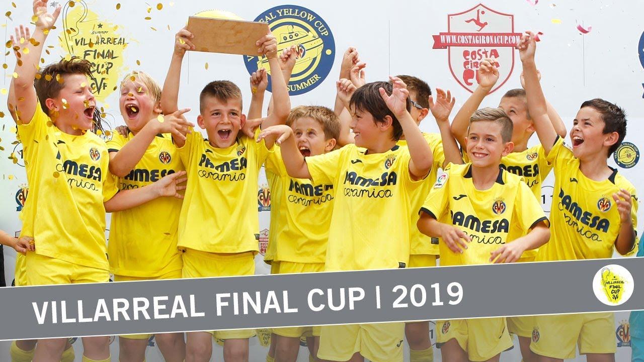 Villarreal Final Cup - Cortometraje | 2019