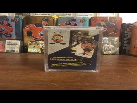 In this episode I open a Walmart Hockey Power Cube