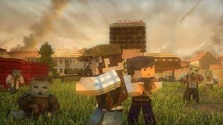 DayZ в Minecraft?!HCS } hUNTER CRAFT SERVER DAYZ