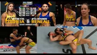 UFC Fight Night 106: Bethe Correia Vs Marion Reneau Post Fight Analysis