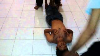 Teknik meringankan tubuh ( ikhwan AH )