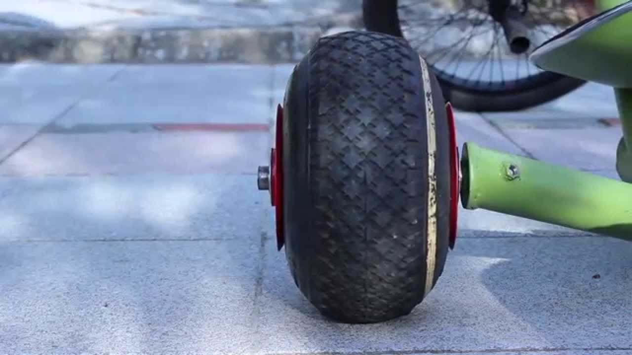10 la mejor rueda trasera del mundo trike drift youtube - Ruedas de carretillas ...