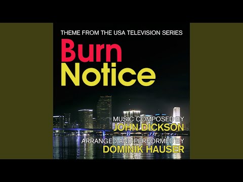 Burn Notice - Theme from the USA Network TV Series