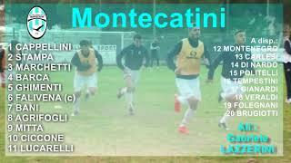 Serie D Girone E Argentina-Vald.Montecatini 1-1