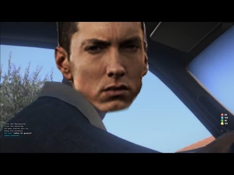 ArmA 3 Adventures: Kidnapped by Eminem