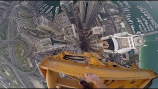 Climbing the Worlds Tallest Residential Building | James Kingston POV Adventures