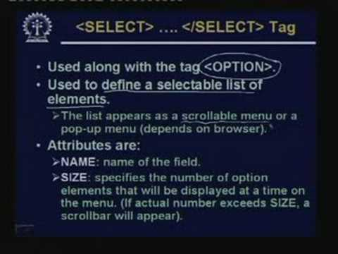Lecture -17 Html Forms