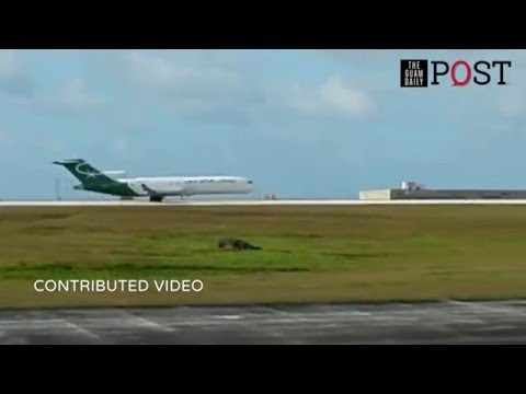 Asia Pacific Airlines emergency landing | The Guam Daily Post