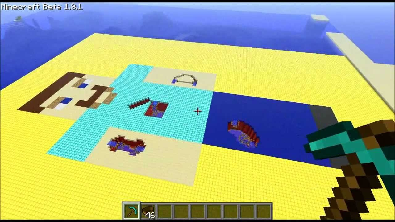 Operation the board game in minecraft youtube for The game mind craft