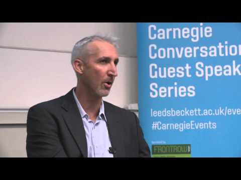 Carnegie Conversations - Jason Gillespie and Dave Callaghan