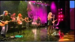 Taylor Swift You Belong To Me @ Ellen Show = 11/01/10