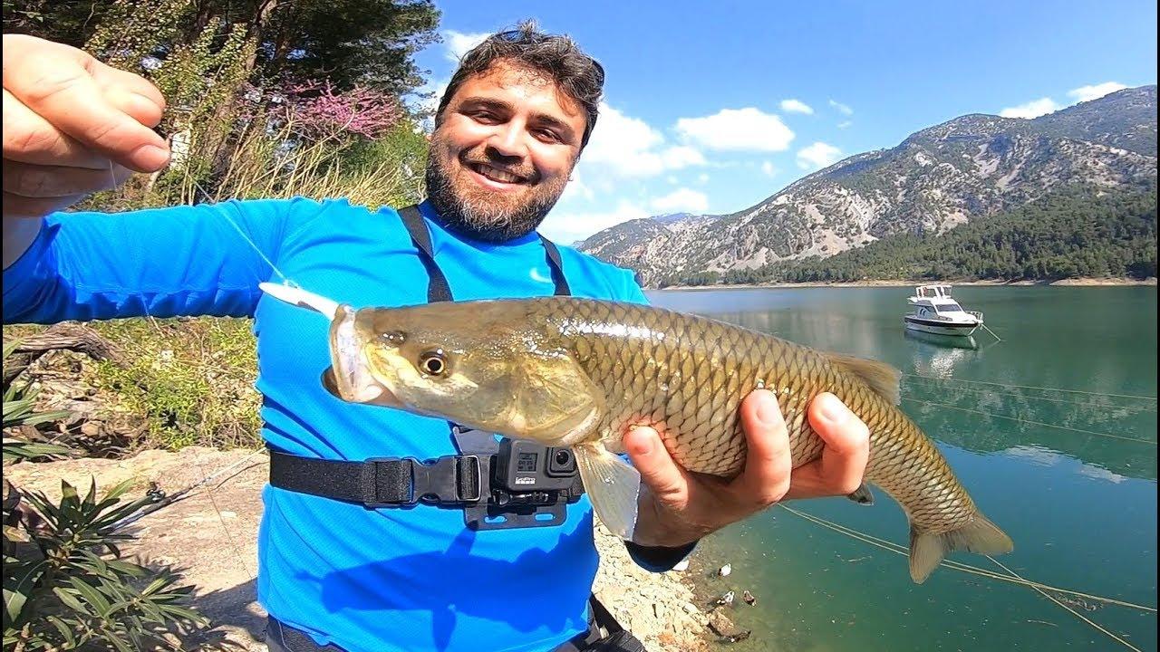 Muhteşem Doğada Balık Avı / Dev Alabalık ve Toros Kefali