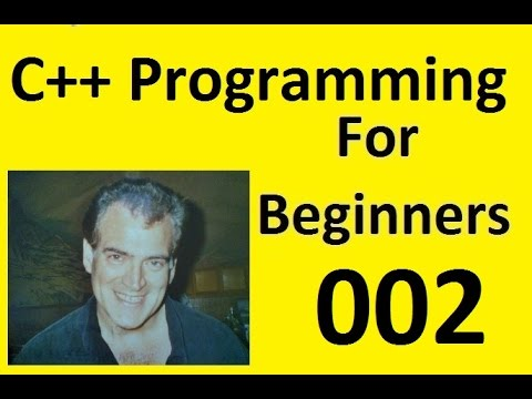 002 C++ Programming Language Introduction For Beginners How To Learn Code Tutorial Examples