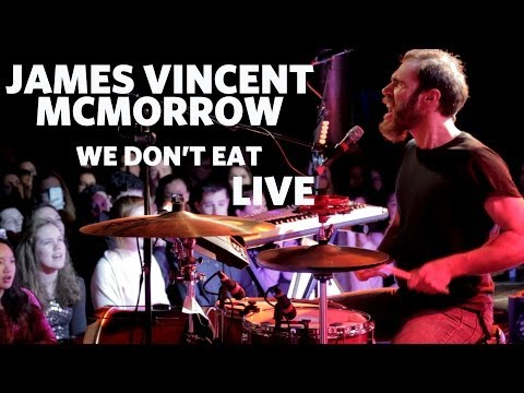 WGBH Music: James Vincent McMorrow - We Don't Eat (Live)