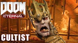 Cultist Base PART 2 |  Doom Eternal mission 3 (2020)