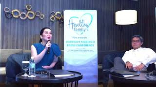 Ms. Kris Aquino's 40th Product Endorsement - Healthy Living Purified Water