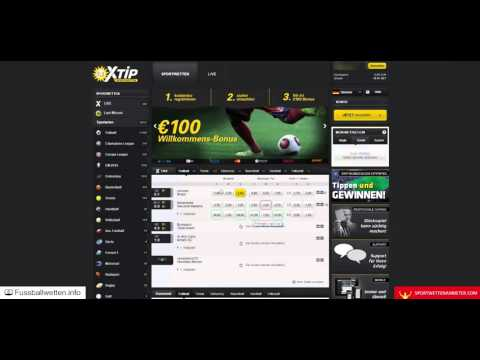Video Sportwetten online erfahrungen