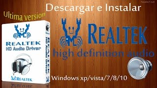 How to fix Realtek Audio Drivers This Device Cannot start Error Code 10 in Windows 10