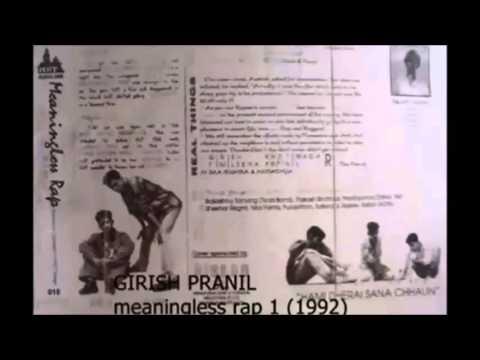 Girish -  Meaningless Rap (1992)