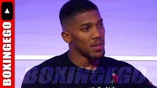 *LIVE* DAZN'S BIGGEST STARS UNDA PRESSURE FOR BIG FIGHT CANELO & ANTHONY JOSHUA VAMPIRE STREAM