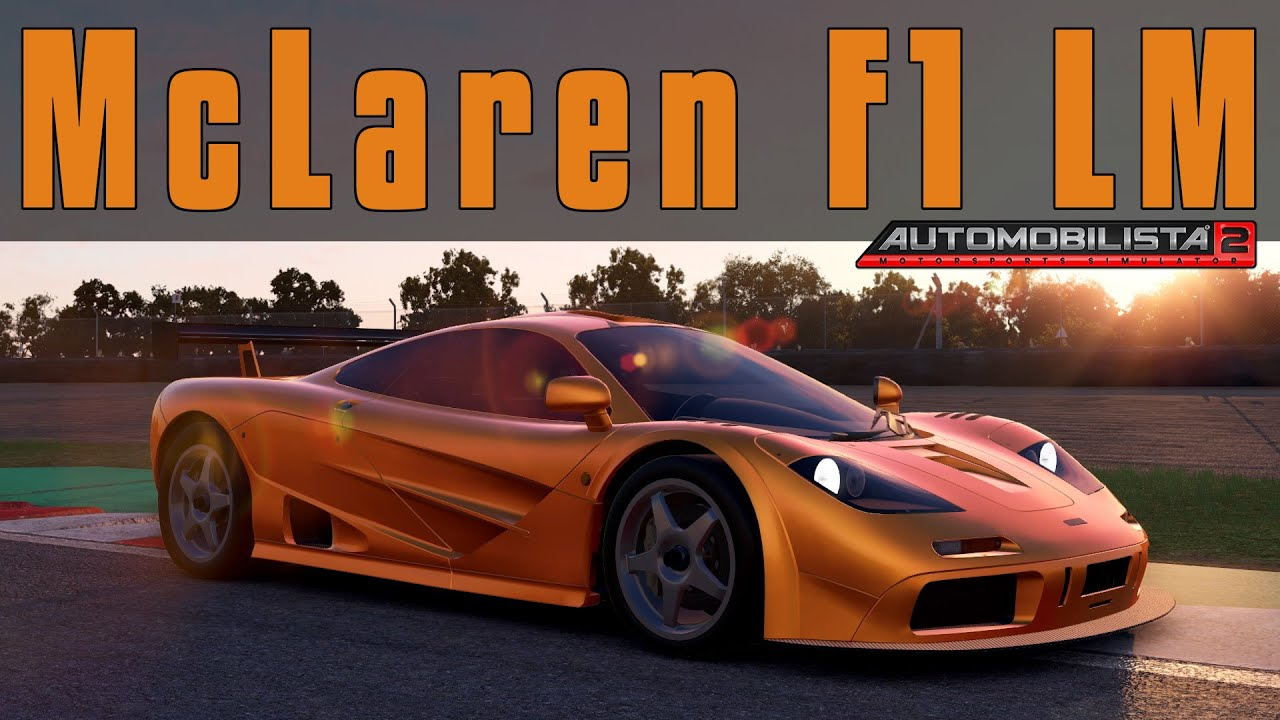 McLaren F1 LM Automobilista 2 is it awesome?